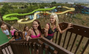 AAA Member: Water Park Universal Day Pass for 1 or Lehi Fun Center Day Pass for 2 ($24.99 Value)