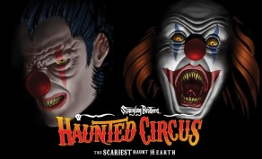 Two Haunted Circus VIP Admissions ($70 Value)
