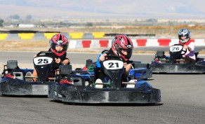 Two, Same-Day Karting Sessions for One Rider ($35 Value)